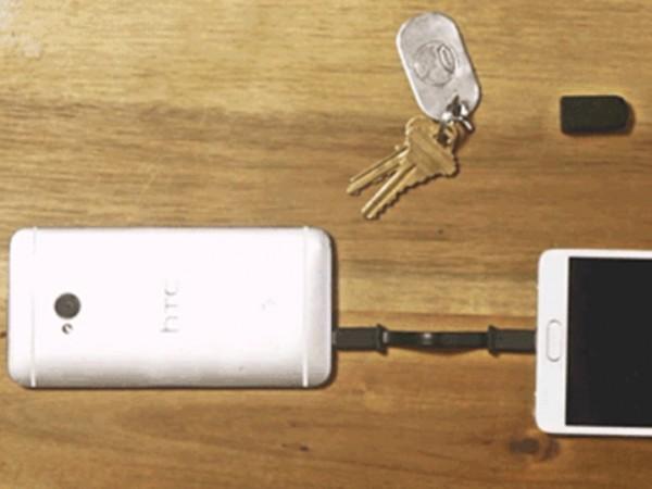 助け合おう!スマホとスマホを繋ぐだけでバッテリーを分け合えるケーブル「Juicer」