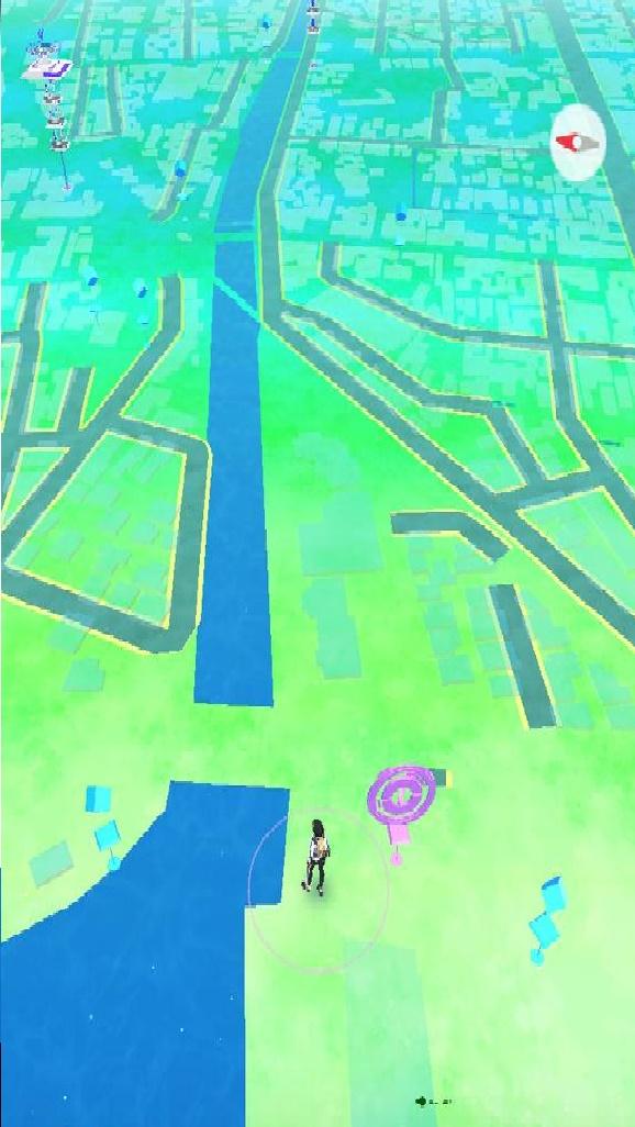 【ポケモンGO】攻略法発見!家にいても移動距離ゲットする方法!『Pokémon GO』