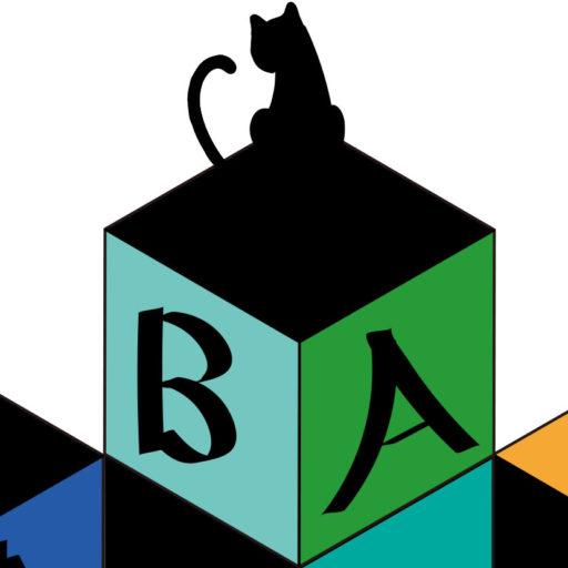当サイト『YABAI!!』のオリジナルロゴを作成したよ!!