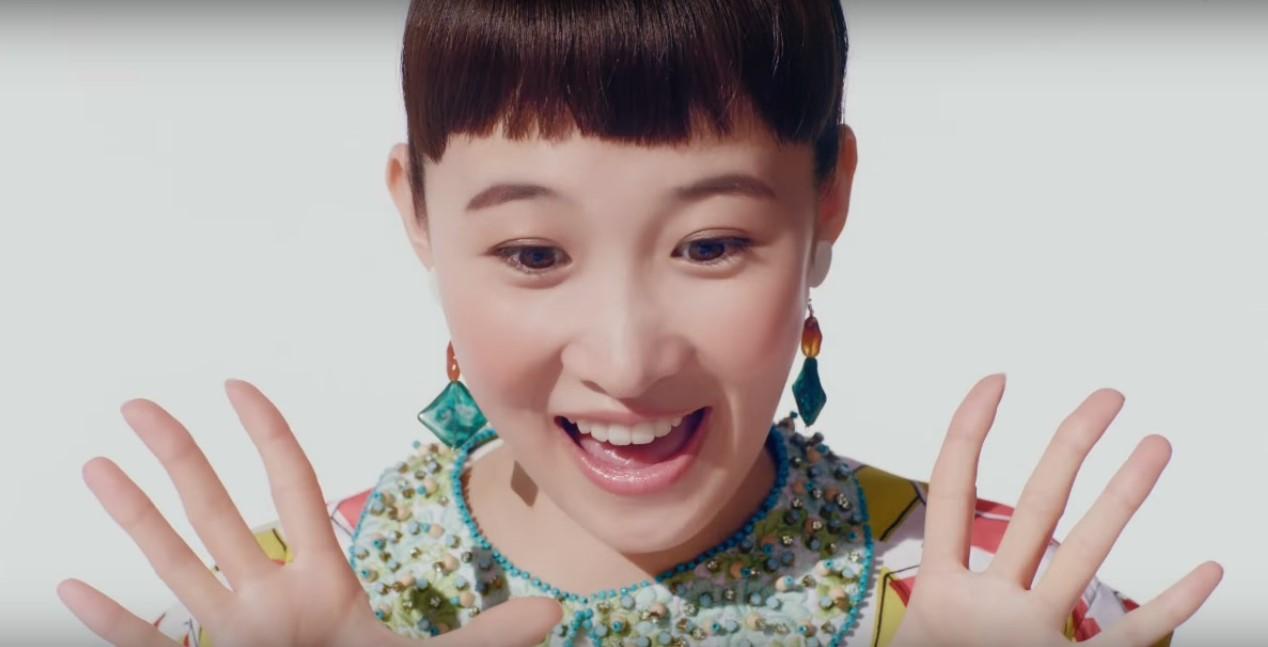 大戸屋CMの女優って誰?前髪パッツンお団子の女性がとってもカワイイ!!
