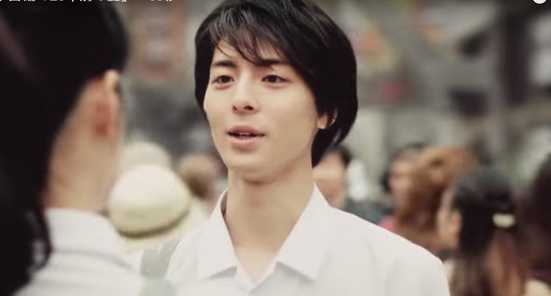docomo(ドコモ)×ミスチルCMの俳優は誰?高校生役の男性が高橋一生によく似ている!