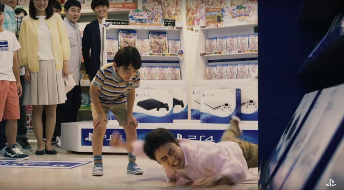 【CM NEWS】山田孝之が全力で駄々をこねる面白いCMを公開!PS4『ドラクエ11』