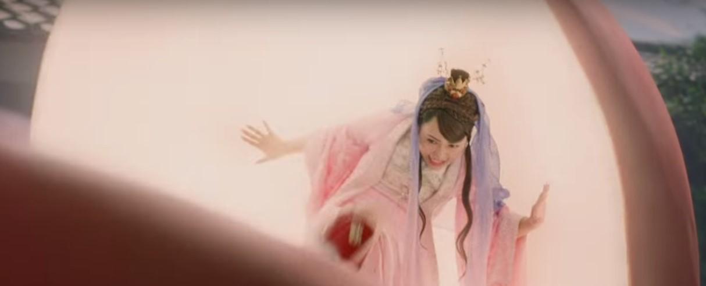 """【CM NEWS】au人気シリーズ「三太郎」に新キャラ""""織姫""""登場!演じるのは元AKB48のあの子!"""
