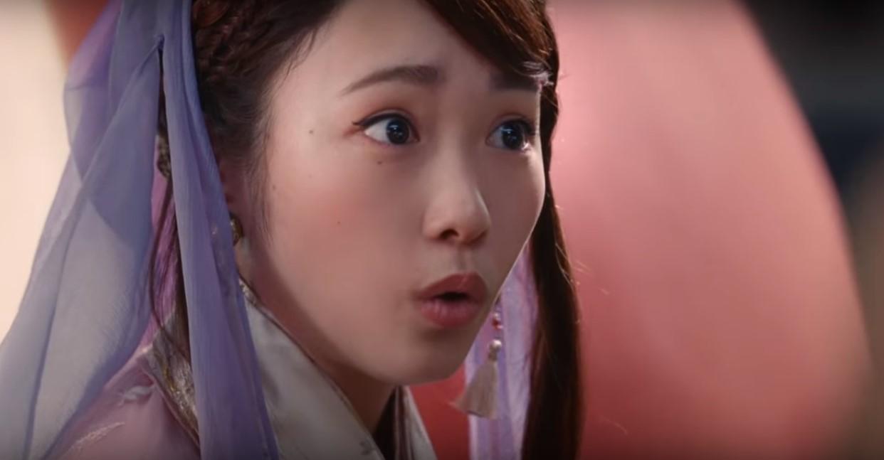 au三太郎CMで織姫役の女優は誰?桃からでてきた有村架純の妹役の女性がかわいい!
