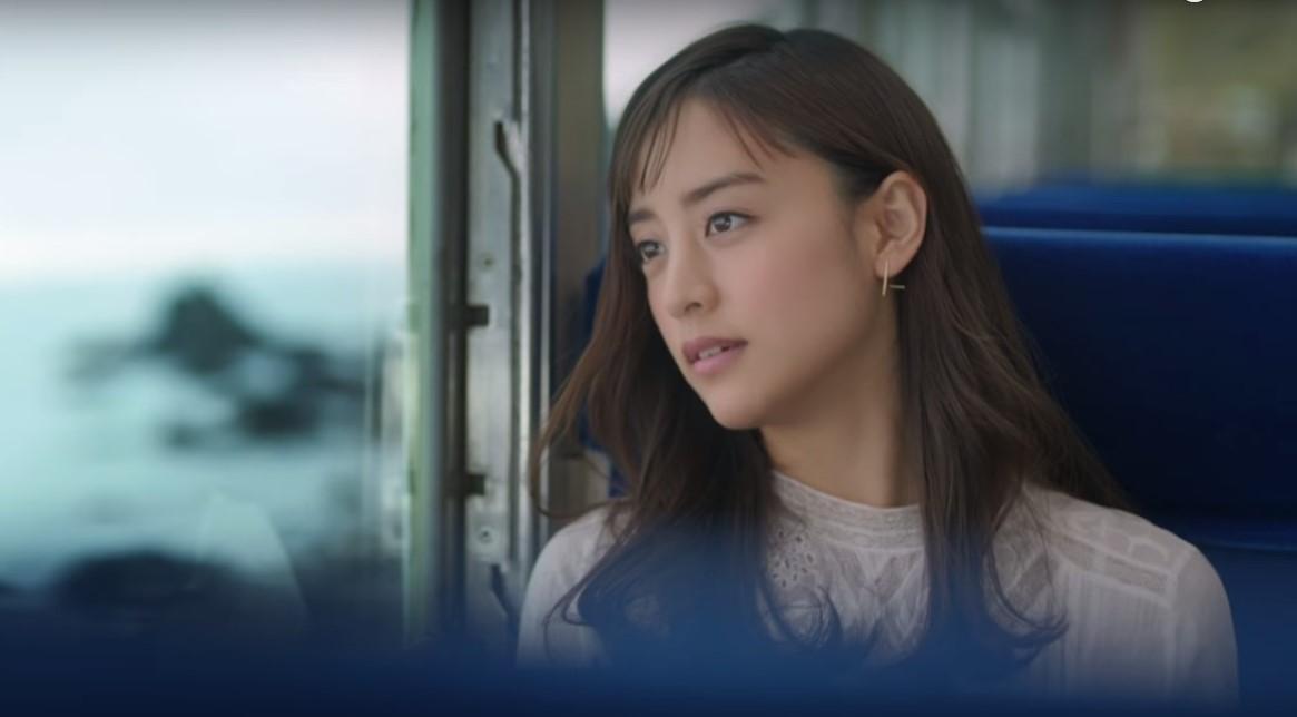 ニベア(NIVEA)リップCMの女優は誰?電車で景色を眺める女性が気になる!