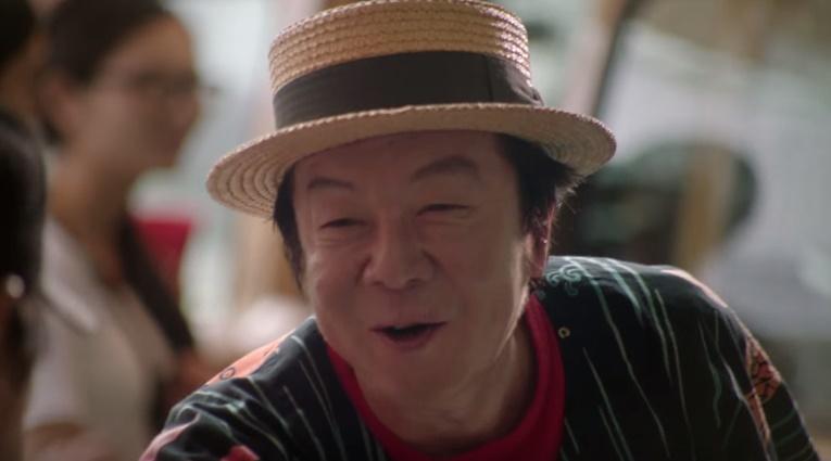 白戸家(ソフトバンク)CMの俳優は誰?帽子を被った男性が気になる!