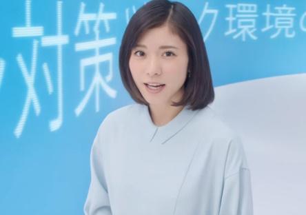 NTT東日本CMの女性は誰?コンシェルジュを紹介する女の子がかわいい!