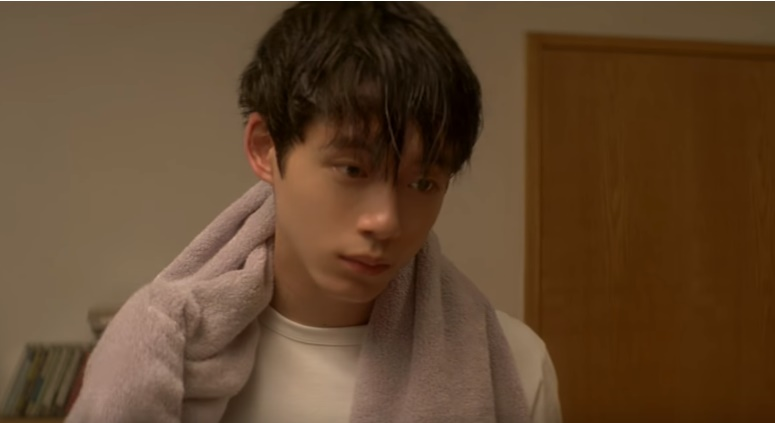 ミノンCMの俳優は誰?大島優子と共演する夫役の男性がイケメン!