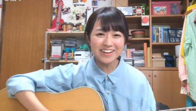 ミクチャCMの女優は誰?ギターで弾き語りをする女の子と歌をリクエストする女性がかわいい!