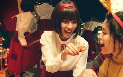 イオン(クリスマス)CMの女性は誰?藤本敏史と共演の女の子がかわいい!