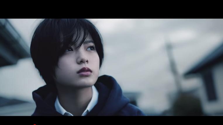 24インチコスメCMの女優は誰?黒髪ショートの女子高生役の女の子がかわいい!