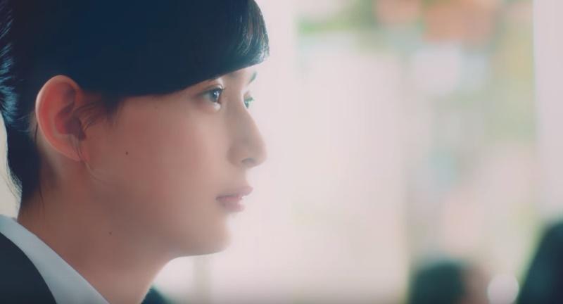 河合塾CMの女優は誰?大学受験に挑む女子高生役の女の子がかわいい!