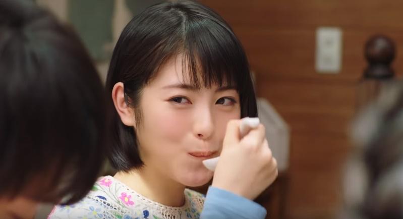 クックドゥ(回鍋肉)CMの女優は誰?竹内涼真と共演の妹役の女の子がかわいい!