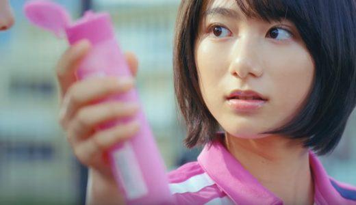 香りミックスCMの女優は誰?テニス部員でショートヘアの女の子がかわいい!